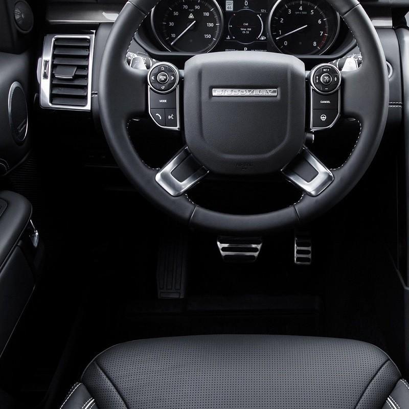 Pédales Sport Land Rover Discovery 5 (L462) à boîte automatique