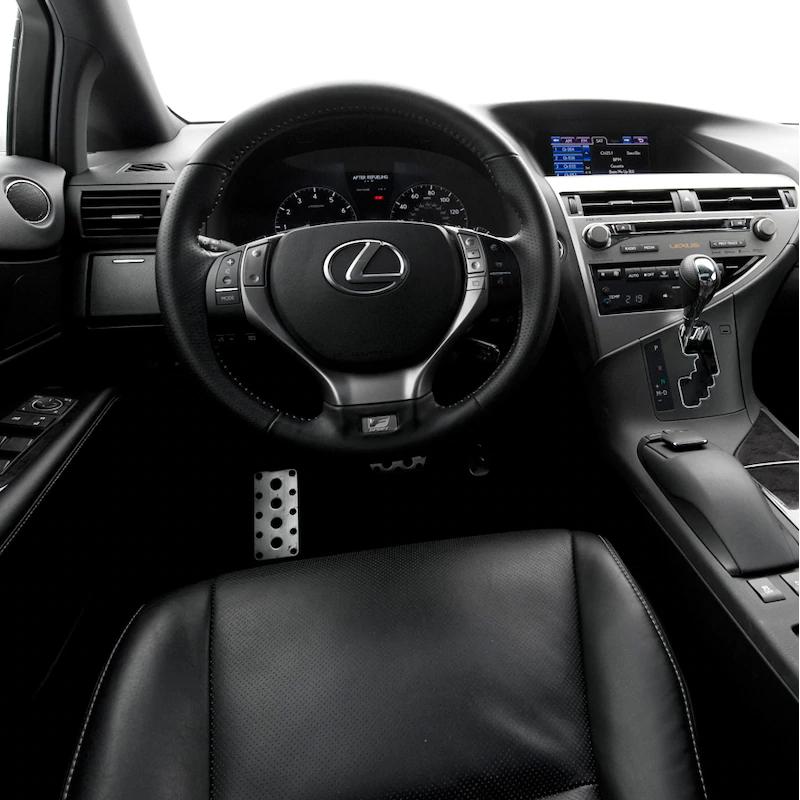 Repose pied Sport Lexus RX 3 (AL10)