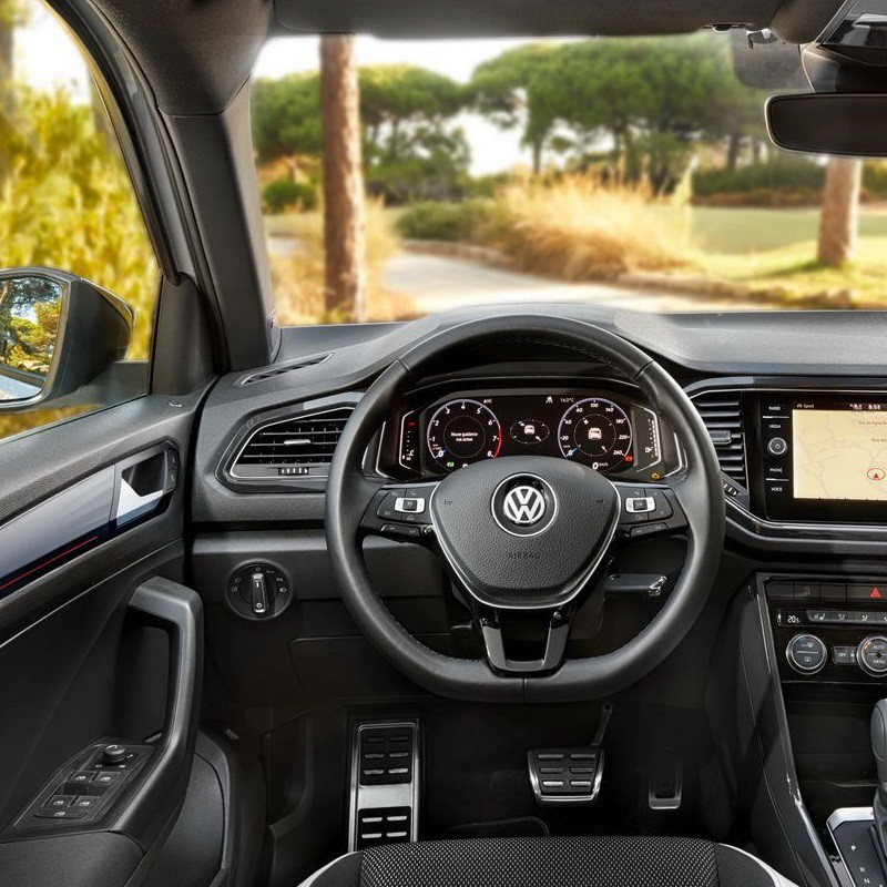 Repose pied Sport VW T-Roc