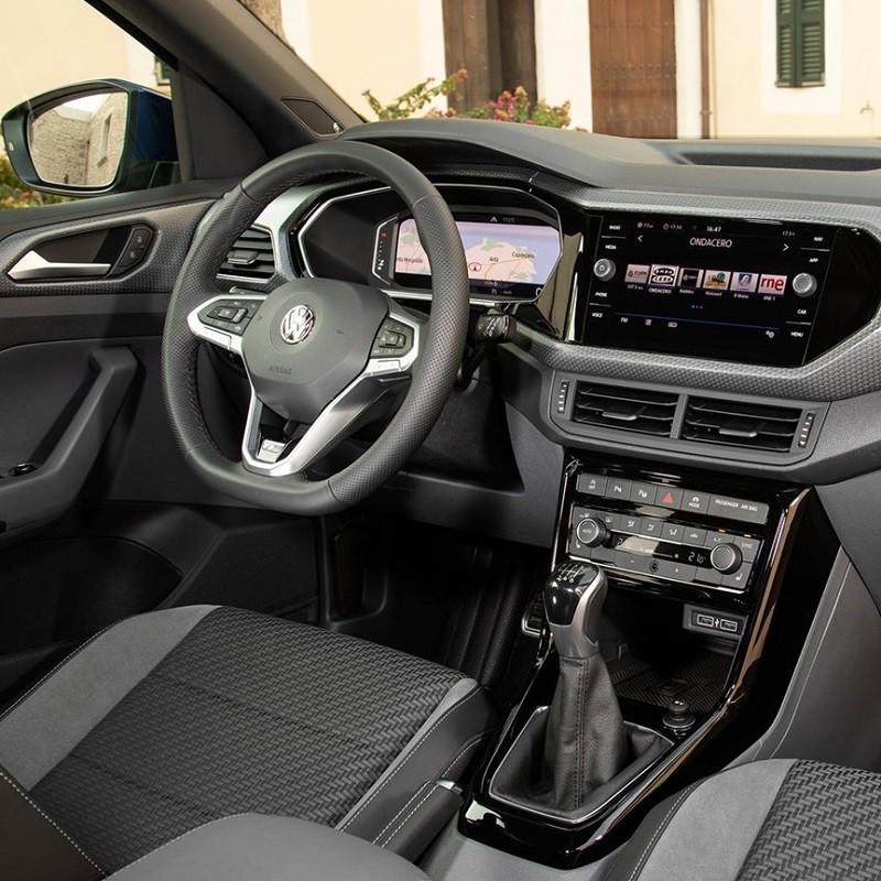 Pédales Sport VW T-Cross à boîte manuelle