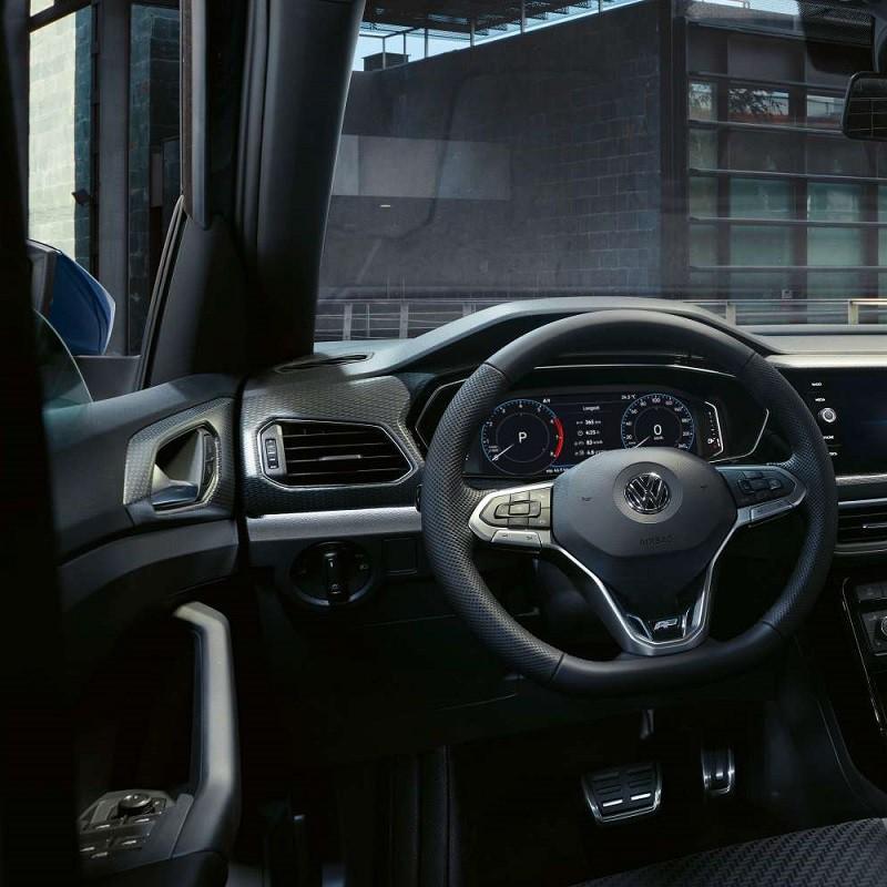 Pédales Sport VW T-Cross à boîte automatique