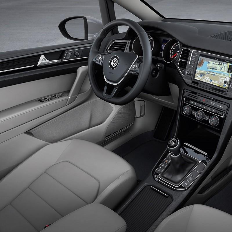 Pédales Sport VW Golf Sportsvan à boîte manuelle