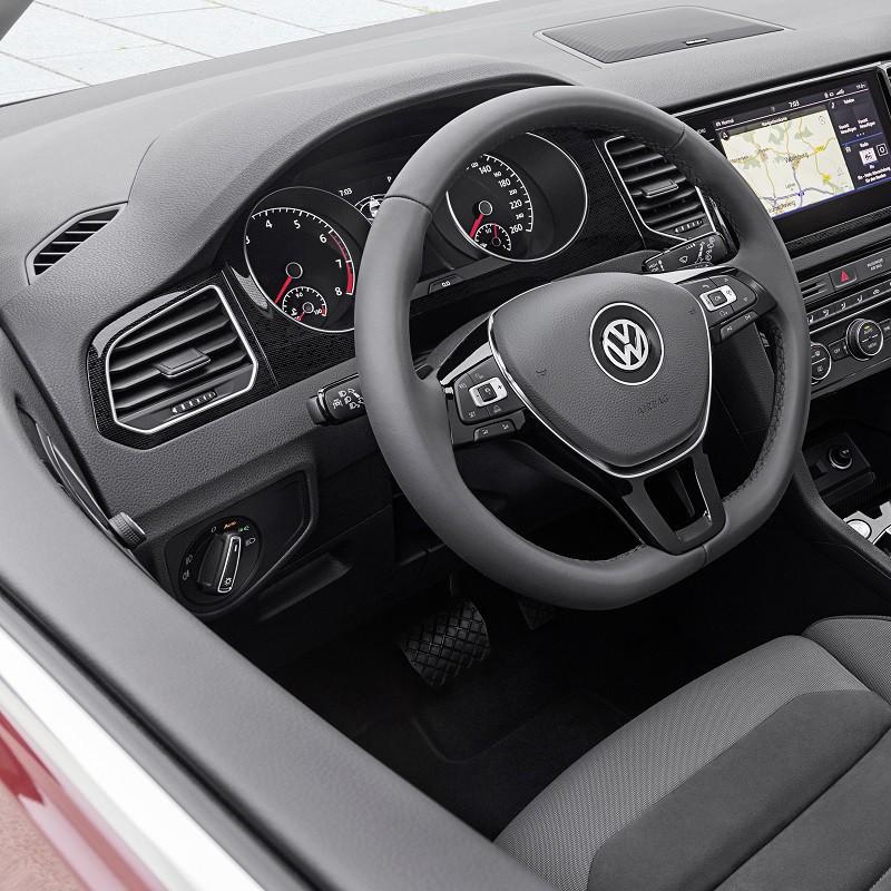 Pédales Sport VW Golf Sportsvan à boîte automatique