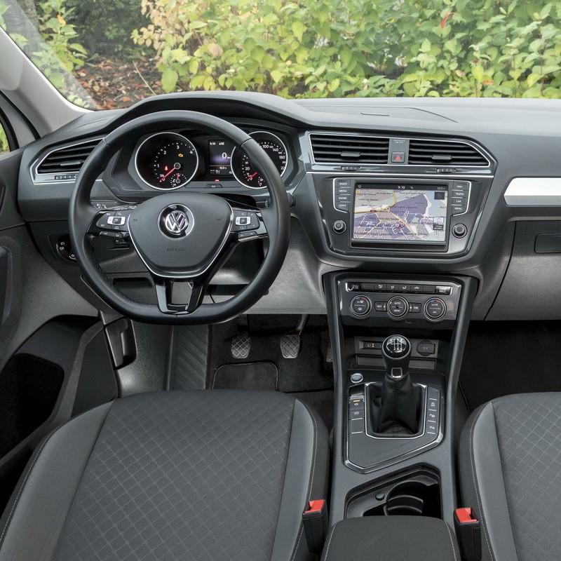 Pédales Aluminium VW Tiguan 2 (5P) à boîte manuelle