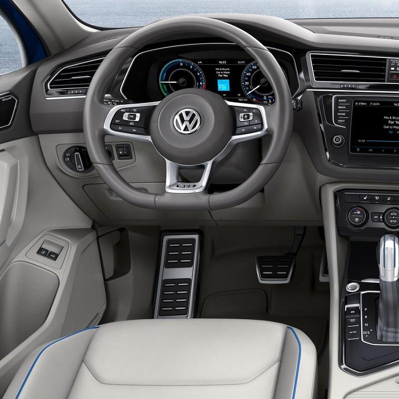 Pédales Sport VW Tiguan 2 Allspace (5P) à boîte automatique