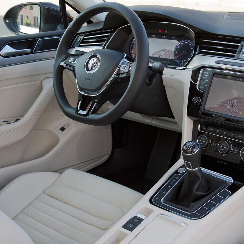 Pédales Sport VW Passat (B8) à boîte manuelle