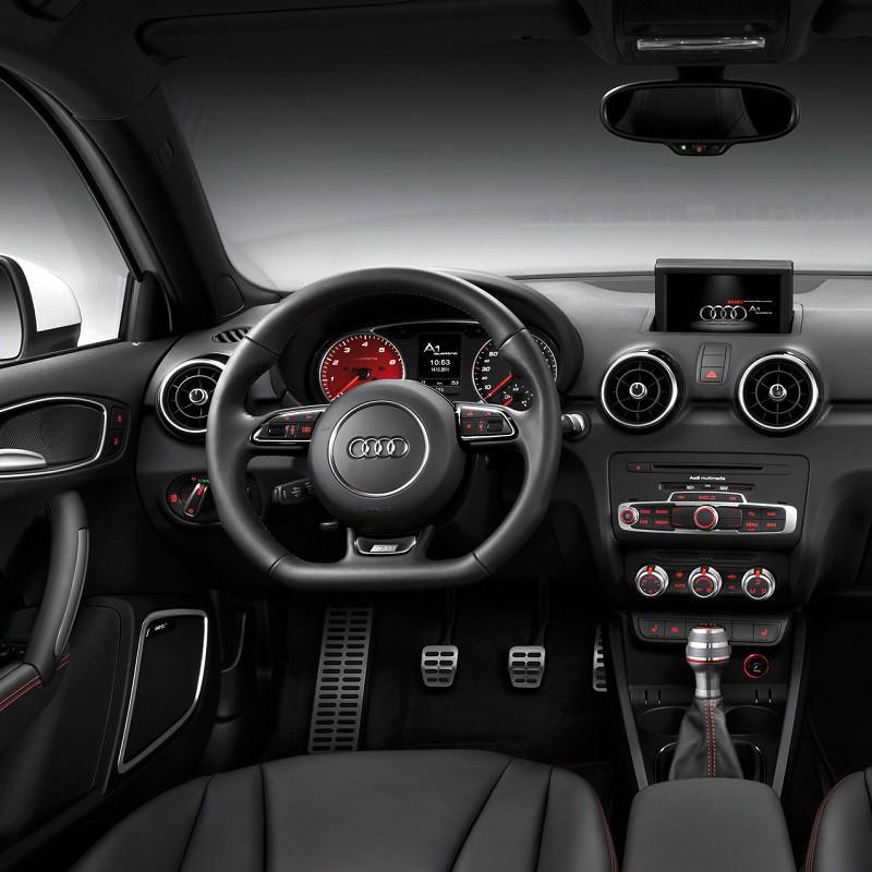 Pédales Sport Audi A1 Phase 1 (8X) à boîte manuelle