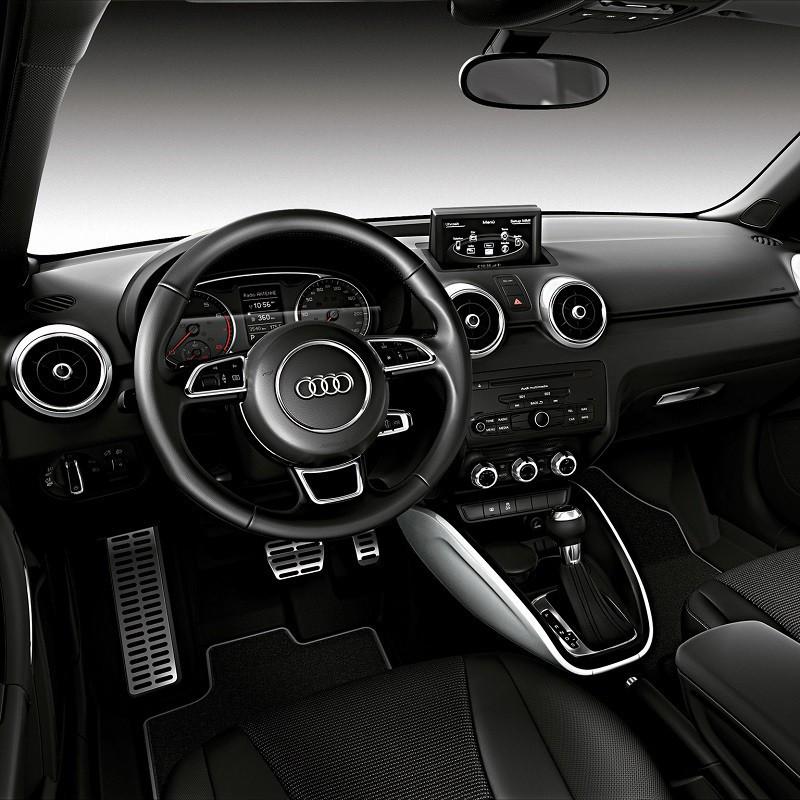 Pédales Sport Audi A1 Phase 1 (8X) à boîte automatique