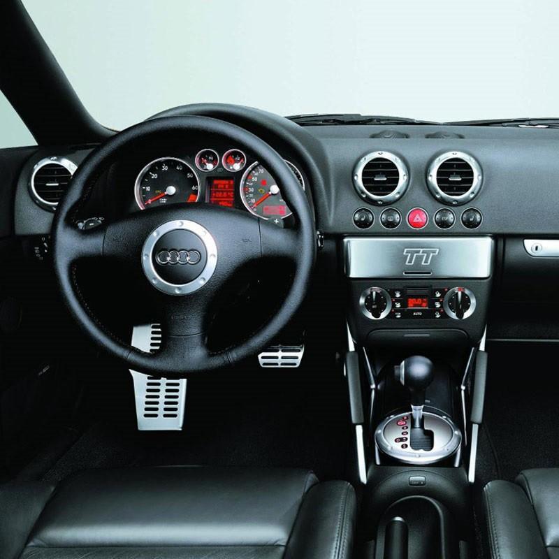 Pédales Sport Audi TT Coupé (8N) à boîte automatique