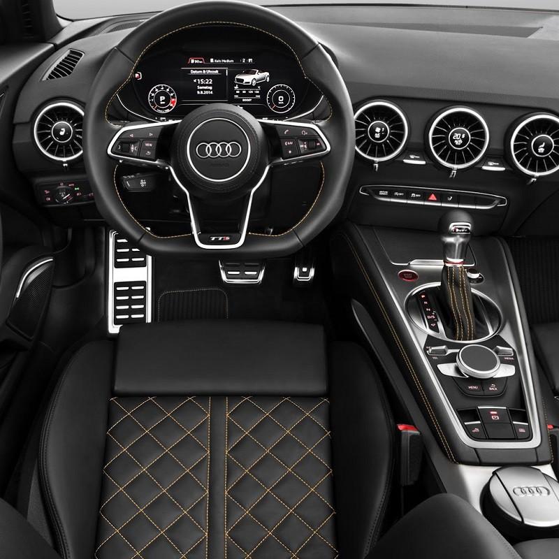 Pédales Sport Audi TT Roadster (8S) à boîte automatique
