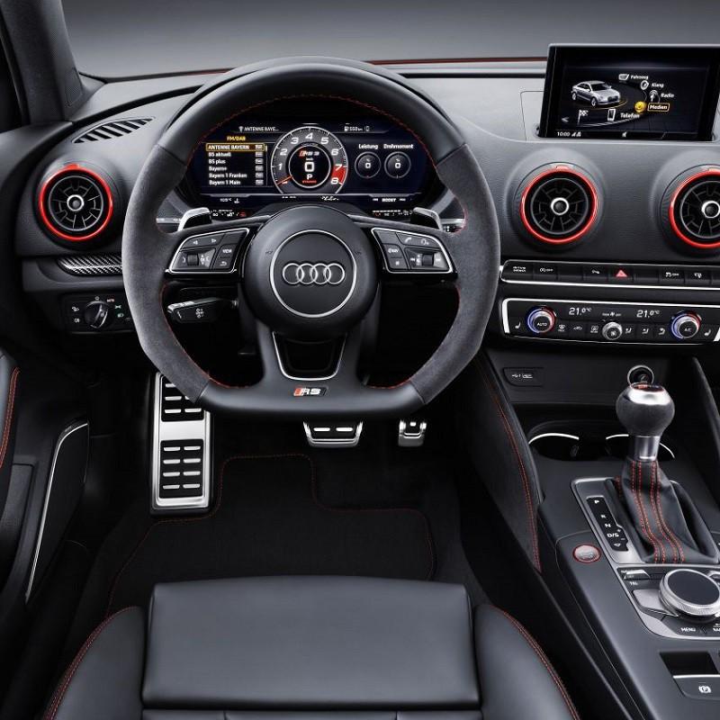 Pédales Sport Audi A3 (8V) automatique