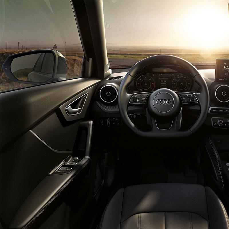 Pédales Sport Audi Q2 (GA) à boîte manuelle