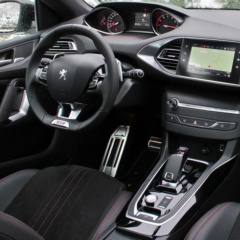 Pédales Sport Peugeot 308 II à boîte automatique