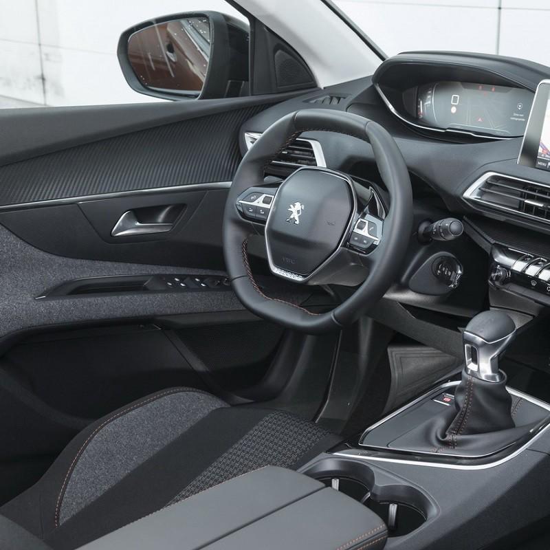 Pédales Sport Peugeot 3008 II à boîte manuelle