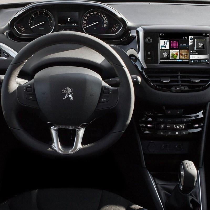 Pédales Sport Peugeot 208 à boîte manuelle
