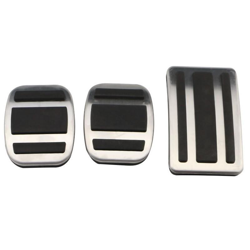 Pédales Aluminium 208 2 à boîte manuelle