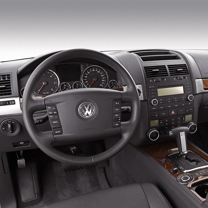 Pédales Sport VW Touareg (7L) à boîte automatique