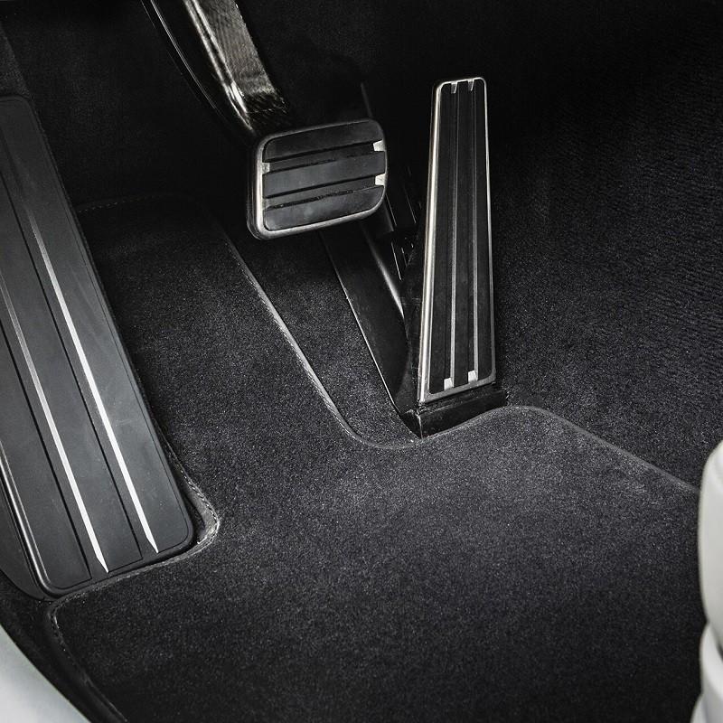 Pédales Sport Porsche Boxster (718) à boîte automatique