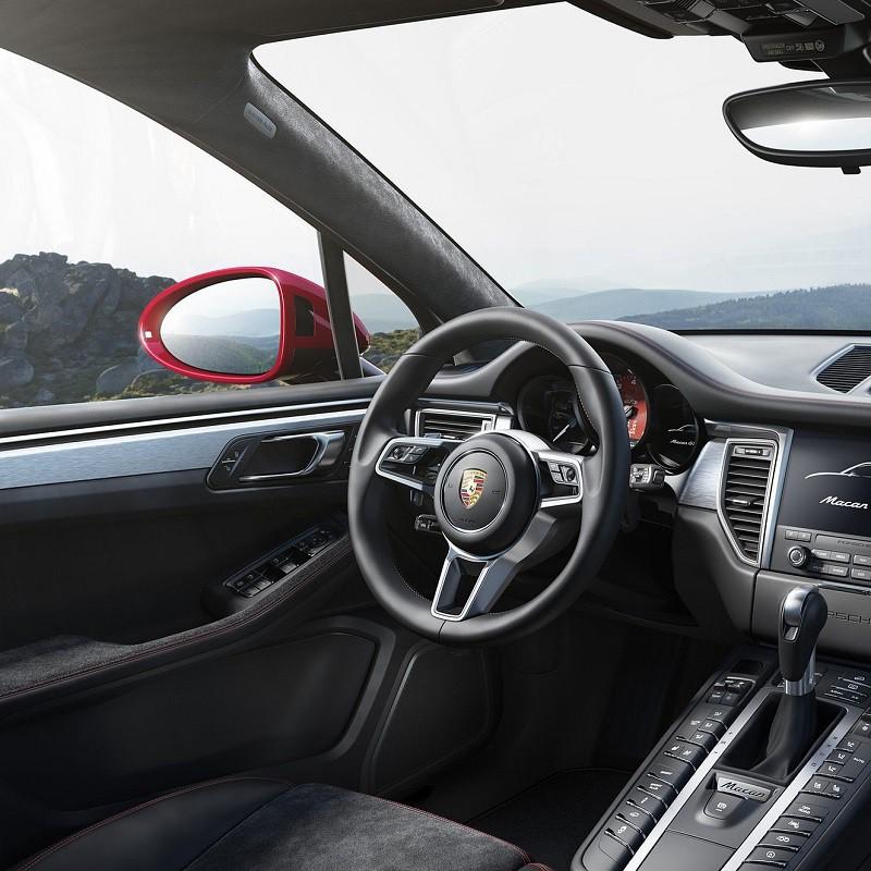 Repose pied Sport Porsche Macan (95B)