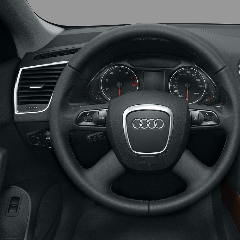Pédales Sport Audi Q5 (8R) à boîte manuelle