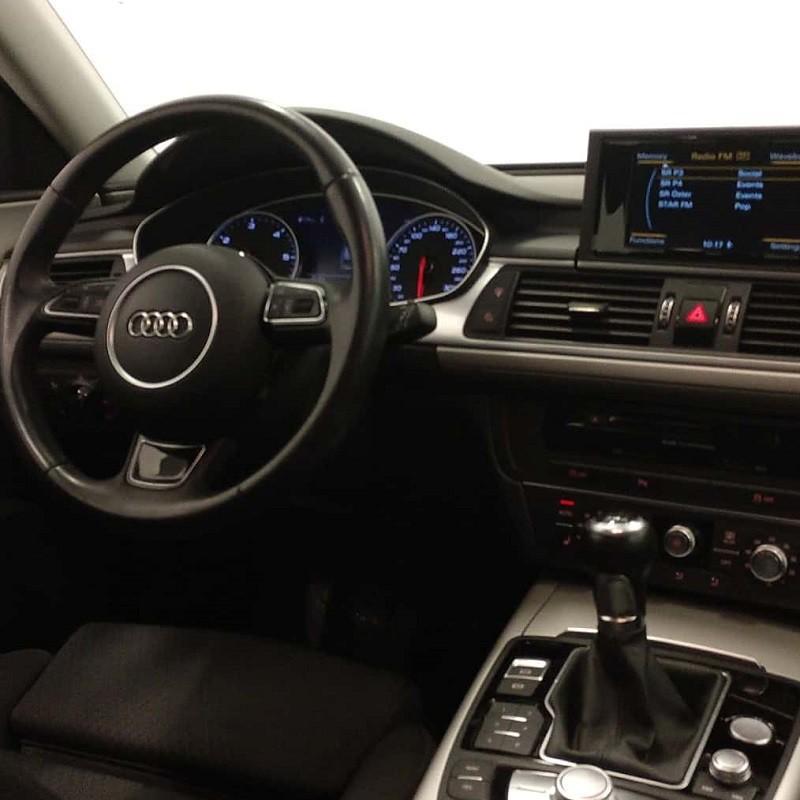 Pédales Sport Audi A6 (C7) à boîte manuelle