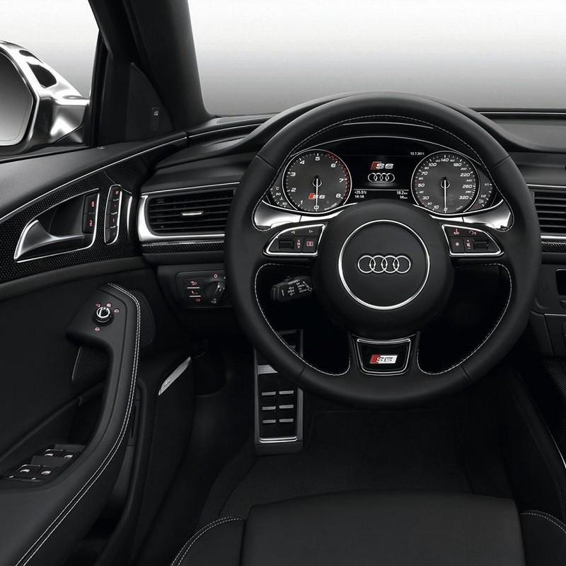 Repose pied Sport Audi A6 (C7)