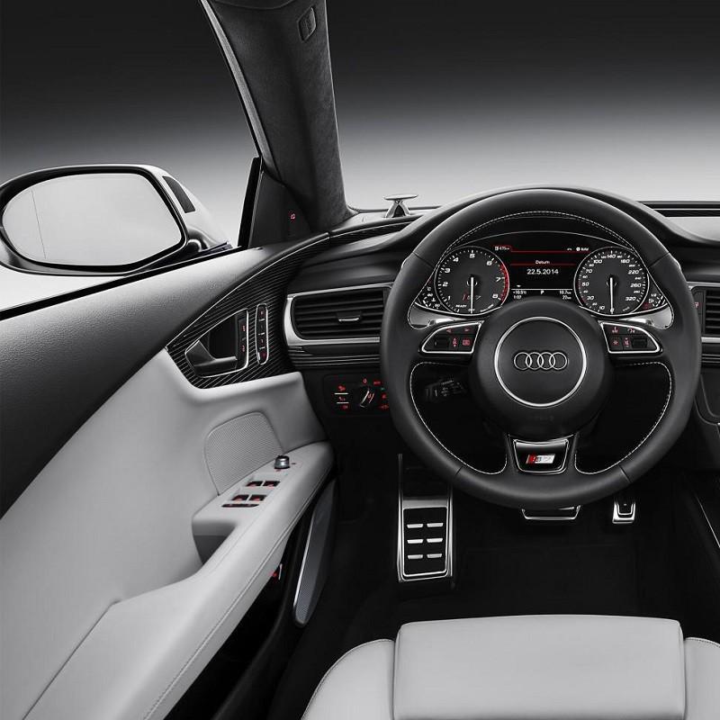 Pédales Sport Audi A7 (4G7) à boîte automatique