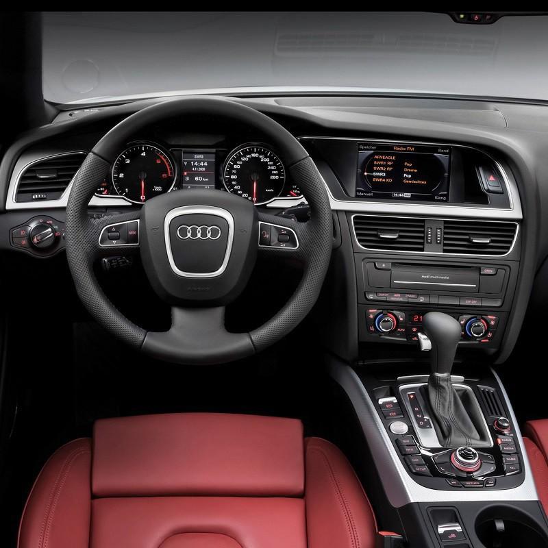 Pédales Sport Audi A5 Coupé (8T) à boîte automatique