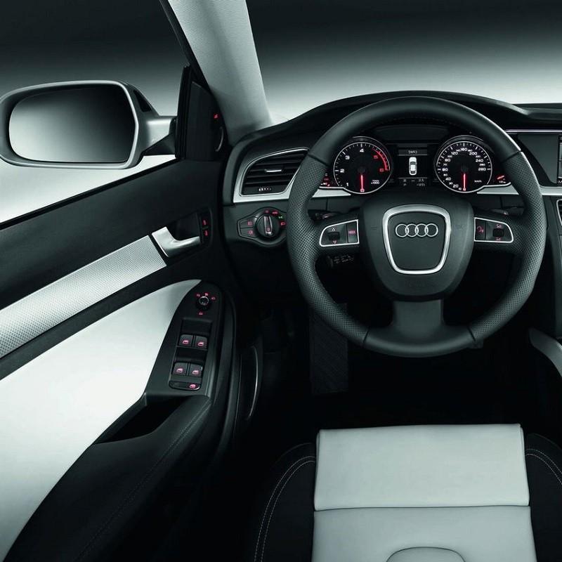 Repose pied Sport Audi A5 Coupé (8T)