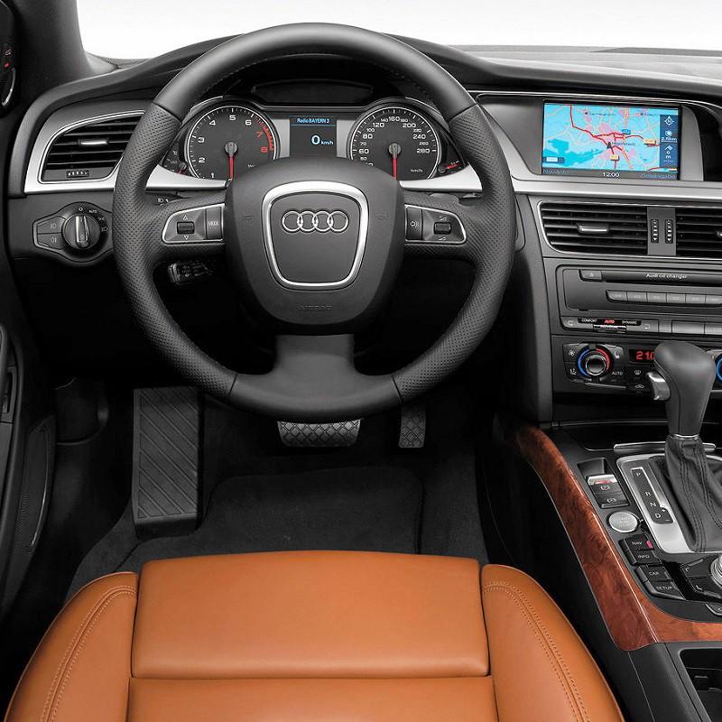 Pédales Sport Audi A4 (B8) à boîte automatique