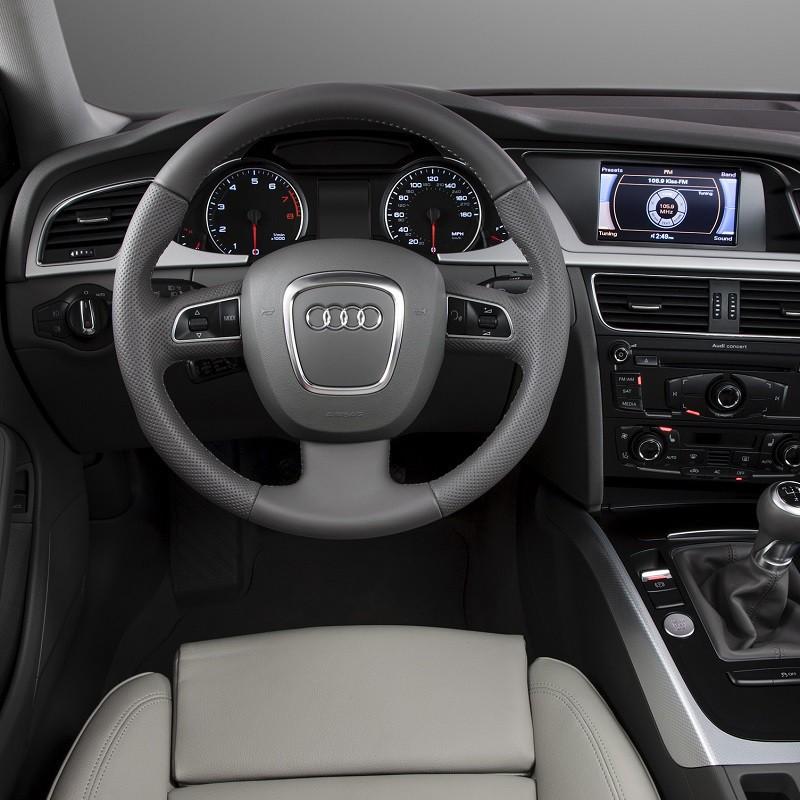 Pédales Sport Audi A4 (B8) à boîte manuelle