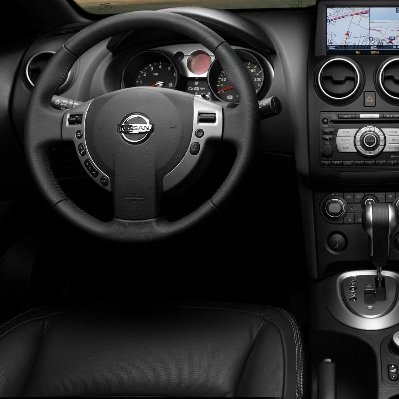 Pédalier Sport Nissan Qashqai (J10) à boîte automatique