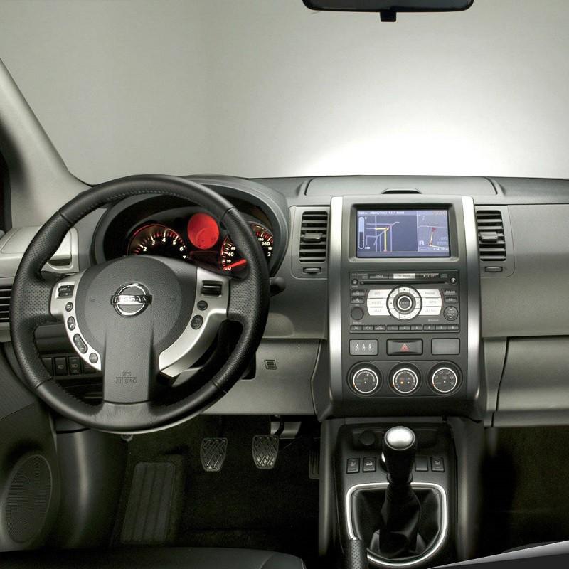 Pédalier Sport Nissan X-Trail 2 (T31) à boîte manuelle