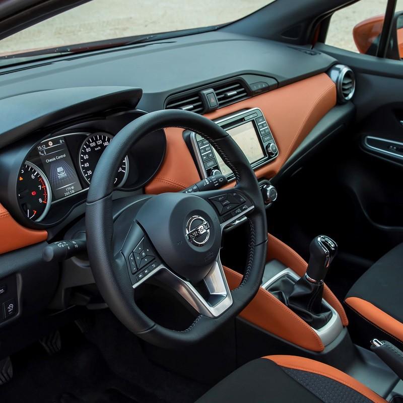 Pédalier Sport Nissan Micra (K14) à boîte manuelle