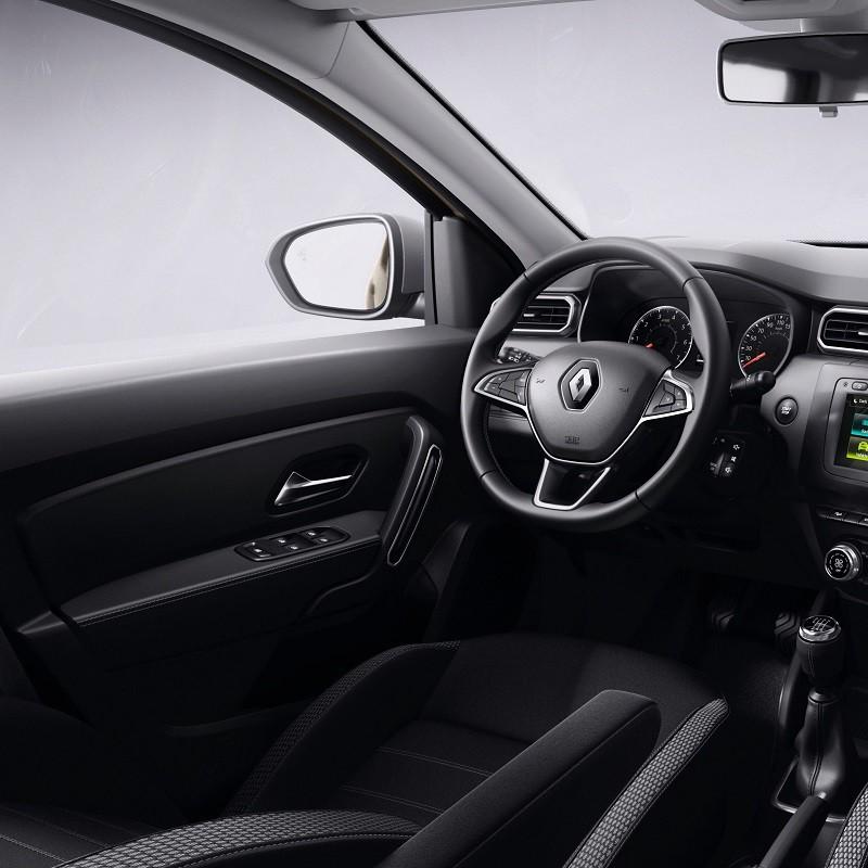 Pédalier Sport Dacia Duster 2 à boîte manuelle