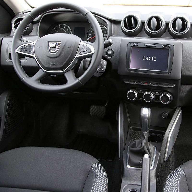 Pédalier Sport Dacia Duster 2 automatique EDC6