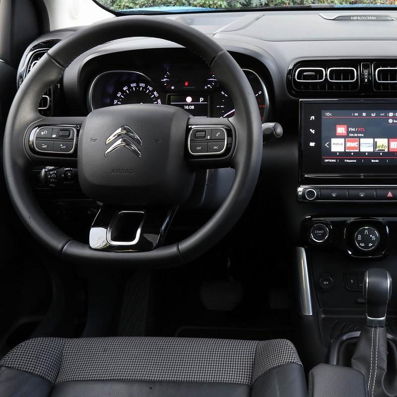 Pédales Sport Citroën C3 3 automatique