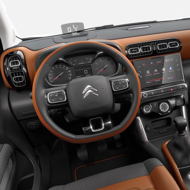 Pédalier Sport Citroën C3 Aircross à boîte manuelle