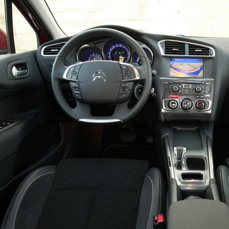 Pédalier Sport Citroën C4 2 à boîte automatique