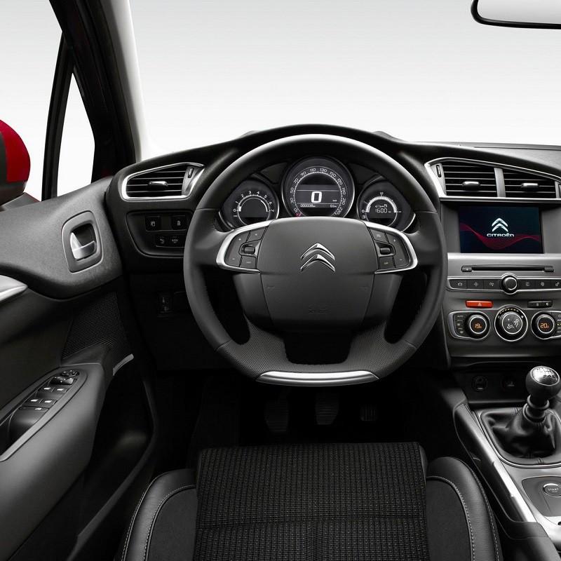 Pédales Sport Citroën C4 2 à boîte manuelle