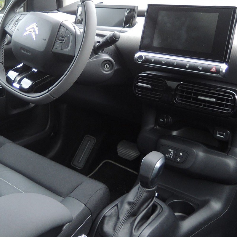 Pédalier Alu Citroën C4 Cactus à boîte automatique