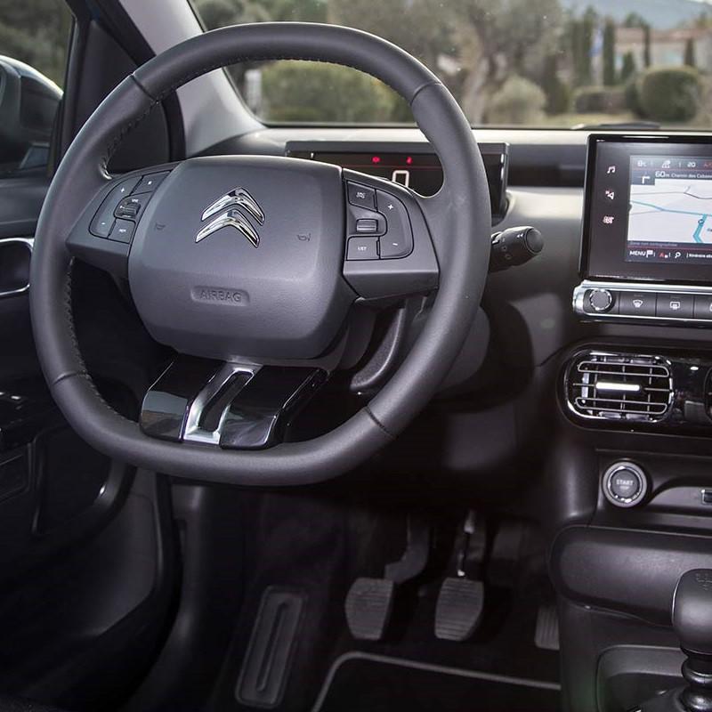 Pédales Sport Citroën C4 Cactus à boîte manuelle