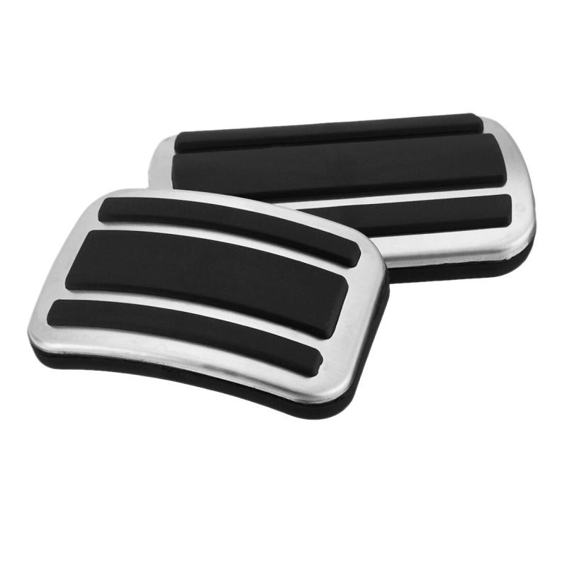Pédales Aluminium Opel Grandland X à boîte automatique
