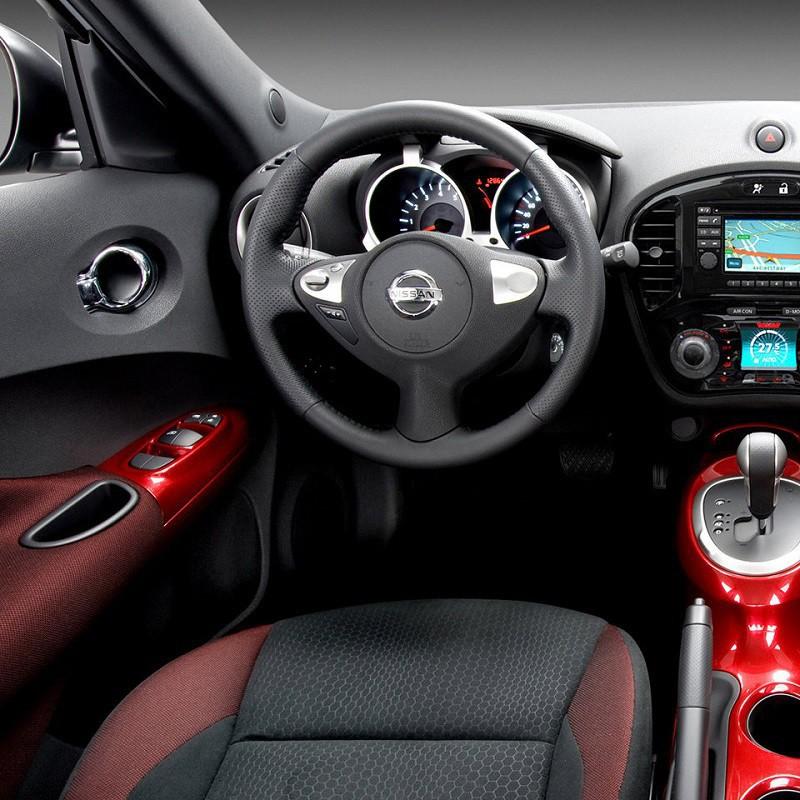 Pédalier Sport Nissan Juke (F15) à boîte automatique CVT & X-Tronic