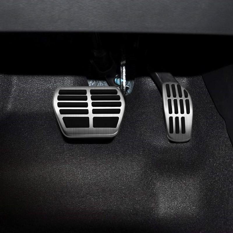Pédales Alu Nissan Juke II (F16) à boîte automatique DCT7