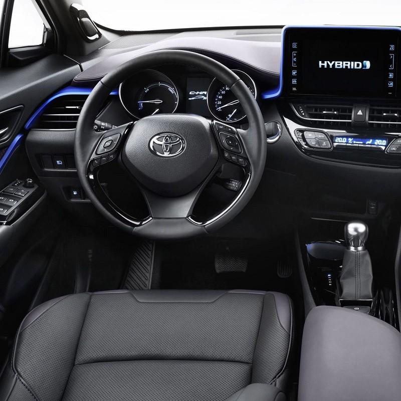 Pédalier Sport Toyota CH-R à boîte automatique