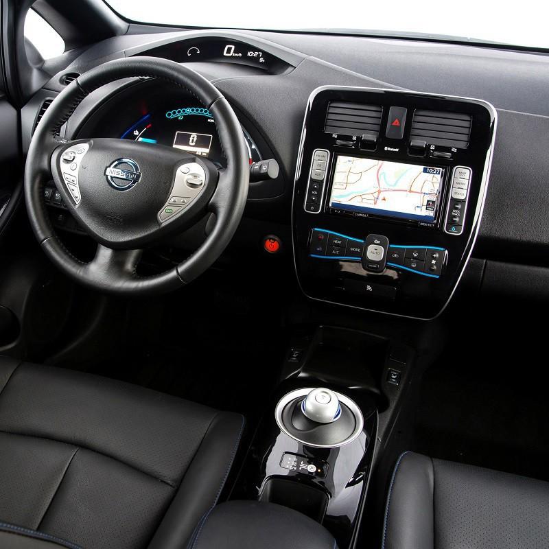 Pédales Sport Nissan Leaf (ZE0)