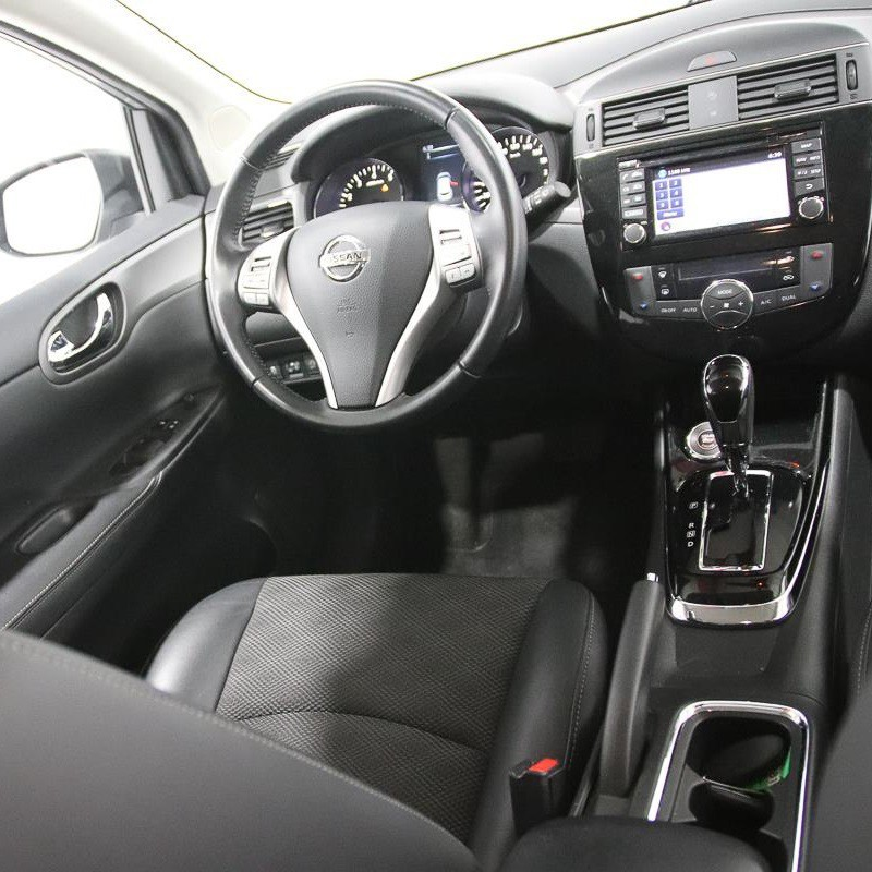 Pédalier Sport Nissan Pulsar (C13) à boîte automatique