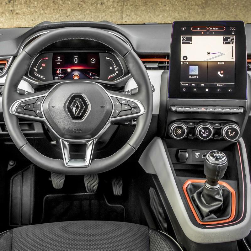 Pédalier Sport Renault Clio 5 à boîte manuelle