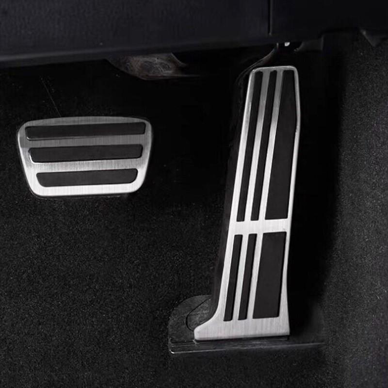 Pédalier Alu Toyota RAV4 MK5 Hybride (XA50) à boîte automatique